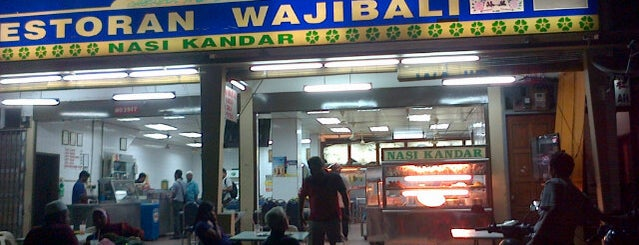 Restoren Wajib Ali is one of Makan @ Utara #7.