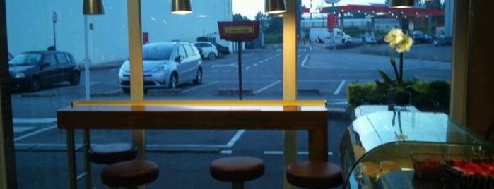 McDonald's is one of Riey : понравившиеся места.