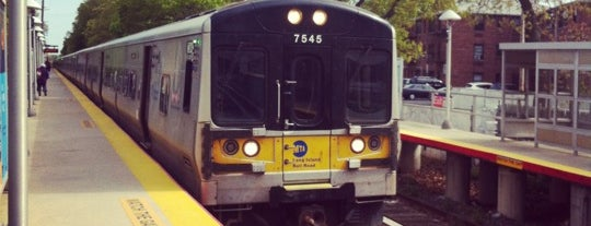 MTA - LIRR Train is one of Trainspotter Badge.