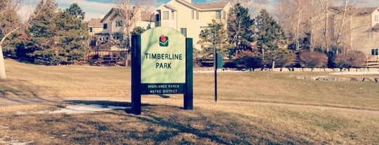 Timberline Park is one of Denver, CO.
