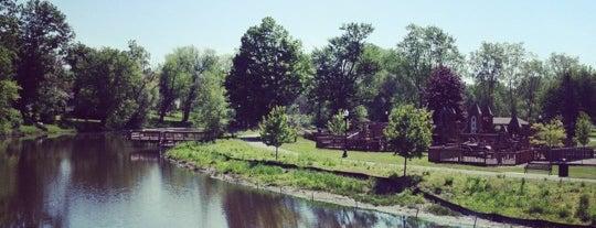 McCormick Park is one of Gespeicherte Orte von Sean.