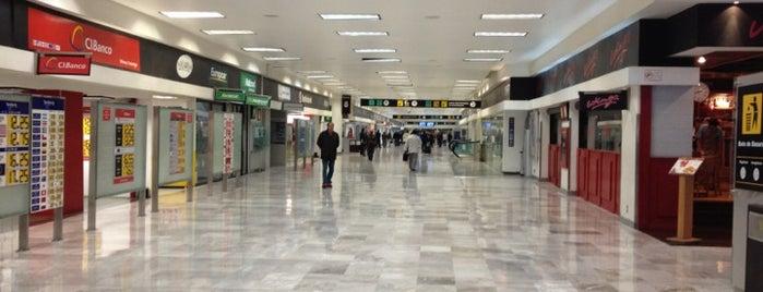 Aeroporto Internacional da Cidade do México (MEX) is one of Airports of the World.
