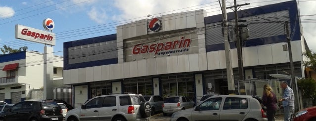 Supermercado Gasparin is one of Locais curtidos por Elis.