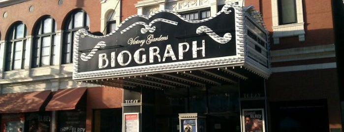 Victory Gardens Biograph Theater is one of Comedy & Theater in Chicagoland.