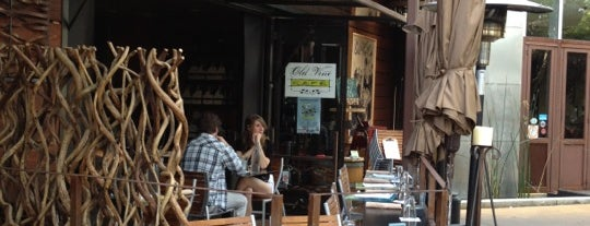 Old Vine Café is one of Restaurants.