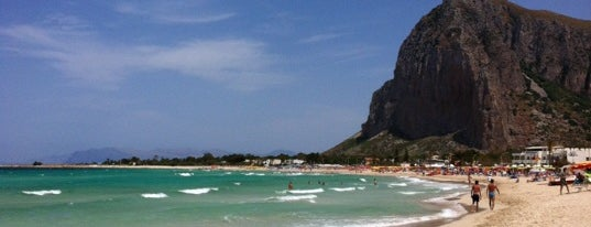 Spiaggia San Vito Lo Capo is one of South Italy.