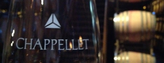 Chappellet Winery is one of Film. Food. Wine..