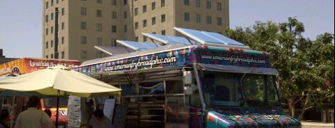 Food Truck Friday is one of Downtown Playground.