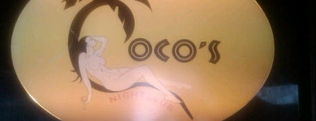 Coco's Lounge is one of miami.