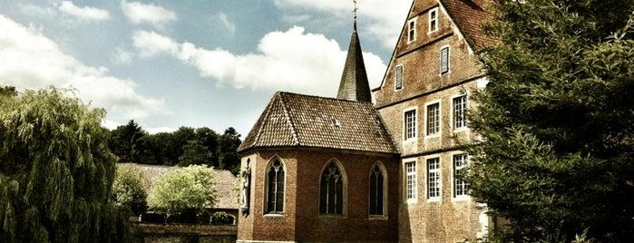 Burg Hülshoff is one of Münster - must visit.