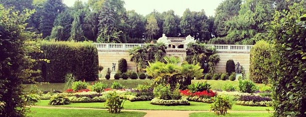 Park Sanssouci is one of Parks - Berlin's green oases.