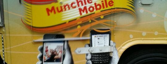 TODAY Munchie Mobile at the Marriott is one of SXSW.