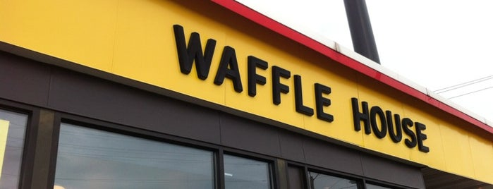 Waffle House is one of Lieux qui ont plu à Jan.