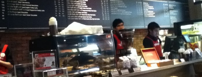 TrueCoffee is one of Favorite affordable date spots.