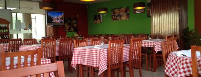 La Fiamma is one of Restaurantes.
