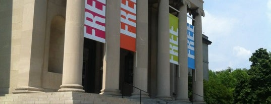 Baltimore Museum of Art is one of DMV.