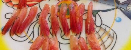 Kappa Sushi is one of 回転寿司.