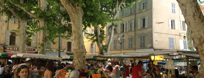 Place Richelme is one of France Road Trip.
