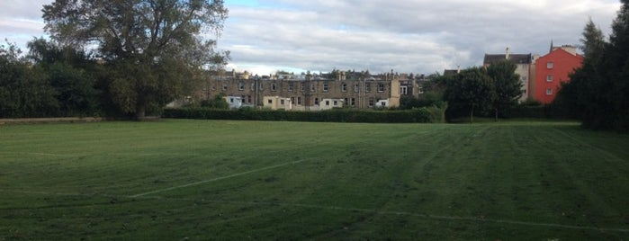 Pilrig Park is one of Kevinさんのお気に入りスポット.