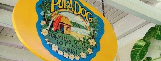 Puka Dog is one of Shaka!.
