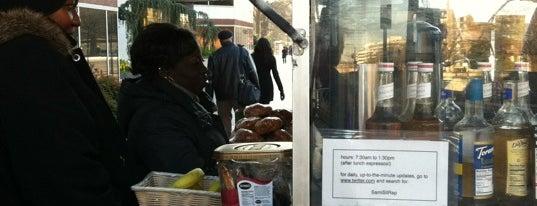 J street is one of Washington DC - cheap eats.