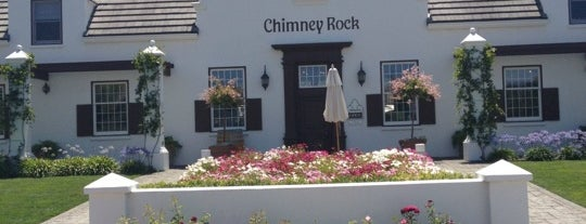 Chimney Rock Winery is one of NVFF | Wine Partners.