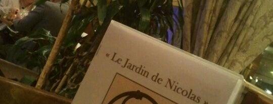 Jardin de Nicolas is one of Restaurants.