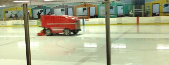 Pines Ice Arena is one of Ice Rinks.