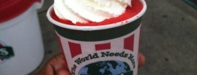 Rita's Italian Ice & Frozen Custard is one of Orte, die Steve gefallen.