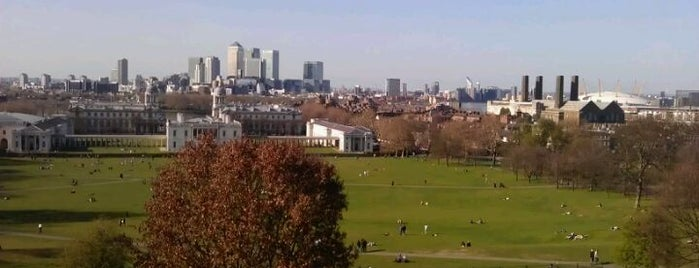 Greenwich Park is one of London <3.