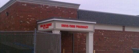 CVS pharmacy is one of Andrew : понравившиеся места.