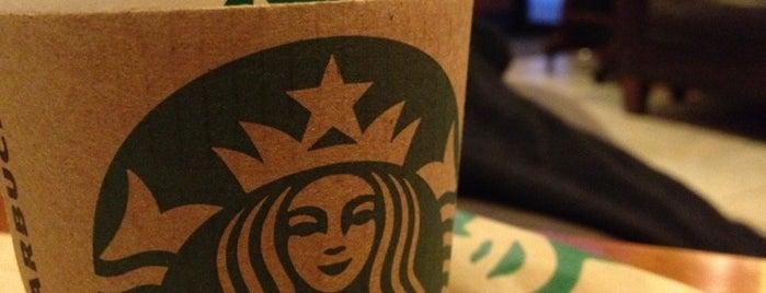 Starbucks is one of Posti salvati di Brian.