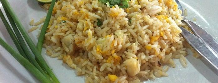 ข้าวผัดปูเมืองทอง 1 is one of Thailand Food.