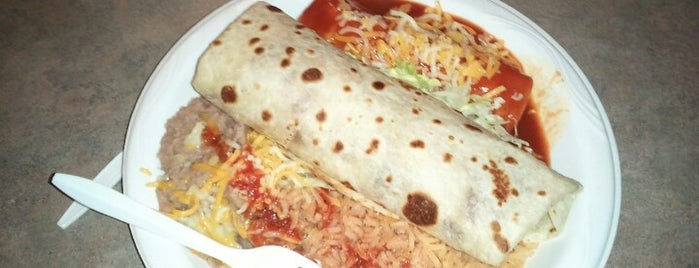 D'Leon's Taco Rico is one of Lincoln.