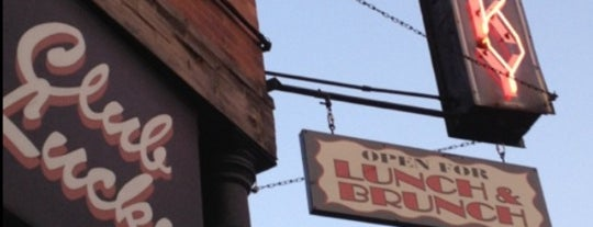 Club Lucky is one of Lugares guardados de Wicker Park Bucktown Insider.
