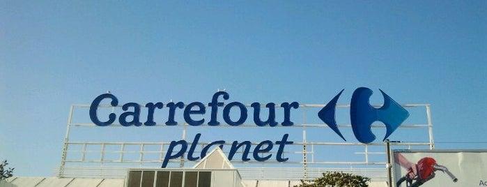 Carrefour is one of Posti che sono piaciuti a Miguel Ángel.