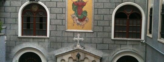 Santa Maria Draperis Latin Katolik Kilisesi is one of Gezelim Görelim Eski İstanbul.