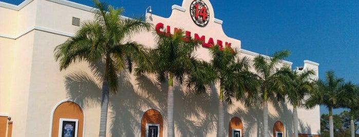 Cinemark is one of Veg Restaurants.
