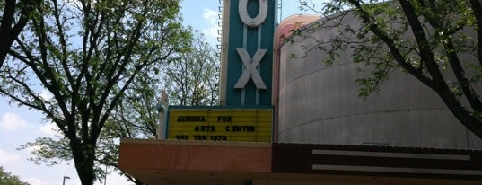 Aurora Fox Arts Center is one of Fun Things To Do in Denver, Colorado.