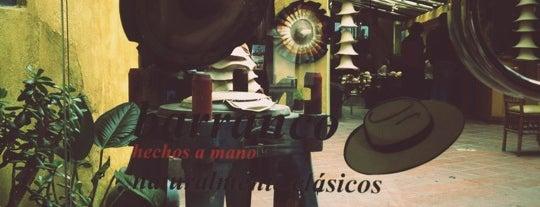 Museo del Sombrero de Paja Toquilla is one of Tempat yang Disukai Antonio Carlos.
