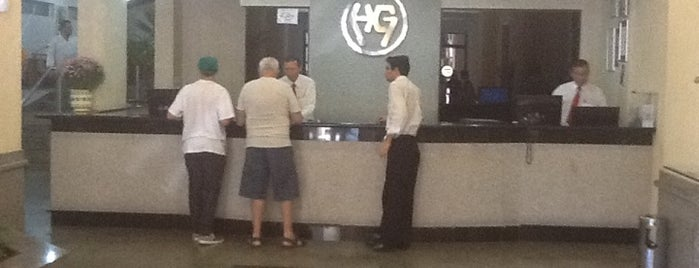 Hotel Guarany is one of Cris : понравившиеся места.