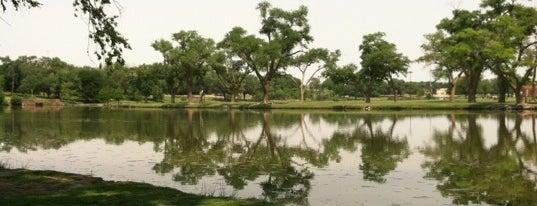 MacKenzie Park is one of สถานที่ที่บันทึกไว้ของ Larry&Rachel.