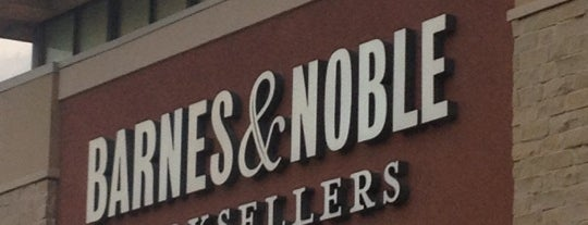 Barnes & Noble is one of Mc Allen Must visit.
