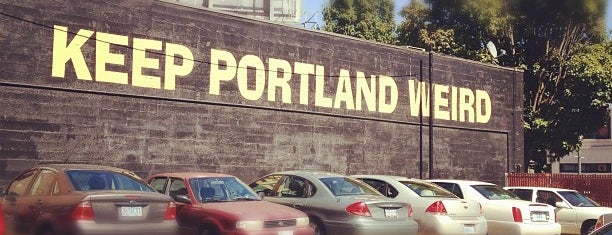 Keep Portland Weird is one of Places to go in Portland, OR.
