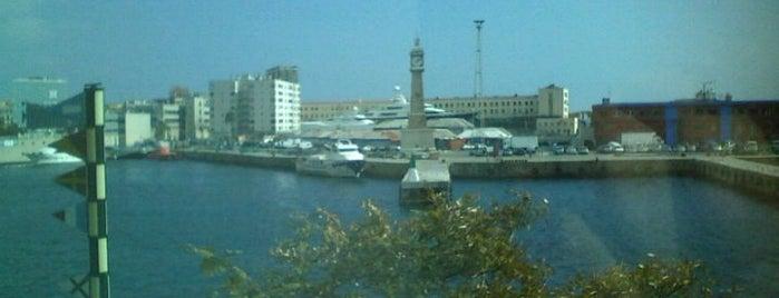Maremagnum is one of Barcelona.