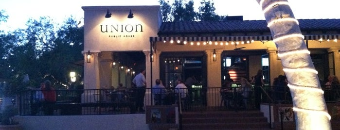 Union Public House is one of Tucson.