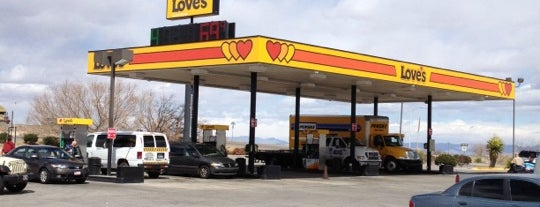 Love's Travel Stop is one of Bonnie'nin Beğendiği Mekanlar.