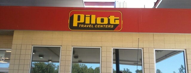 Pilot Travel Centers is one of สถานที่ที่ Brandon ถูกใจ.