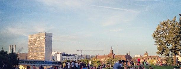 St. Johanns-Park is one of Amit'in Beğendiği Mekanlar.