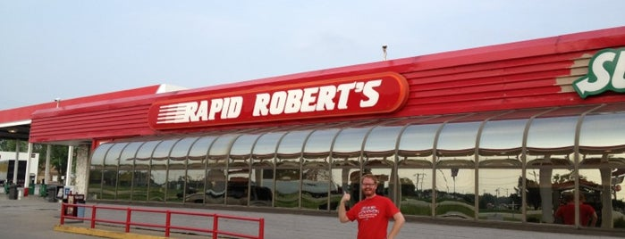 Rapid Roberts Stop is one of Diane 님이 좋아한 장소.